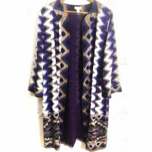 Chico's | Kimono Jacket | Size 2 | NWOT |